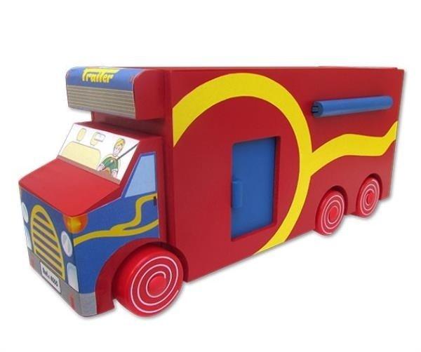 Caminhão de Madeira Caminhão Trailer