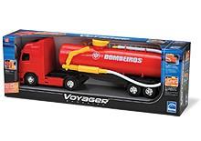 Caminhão Linha Voyager Bombeiro Roma Jensen