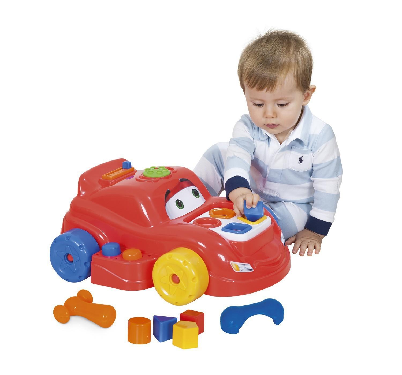 Carrinho Play Time Carro de Atividades.