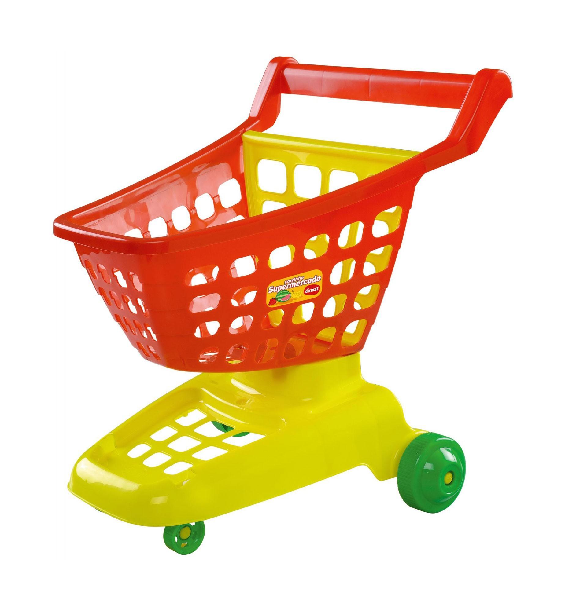 Carrinho Supermercado Dismat