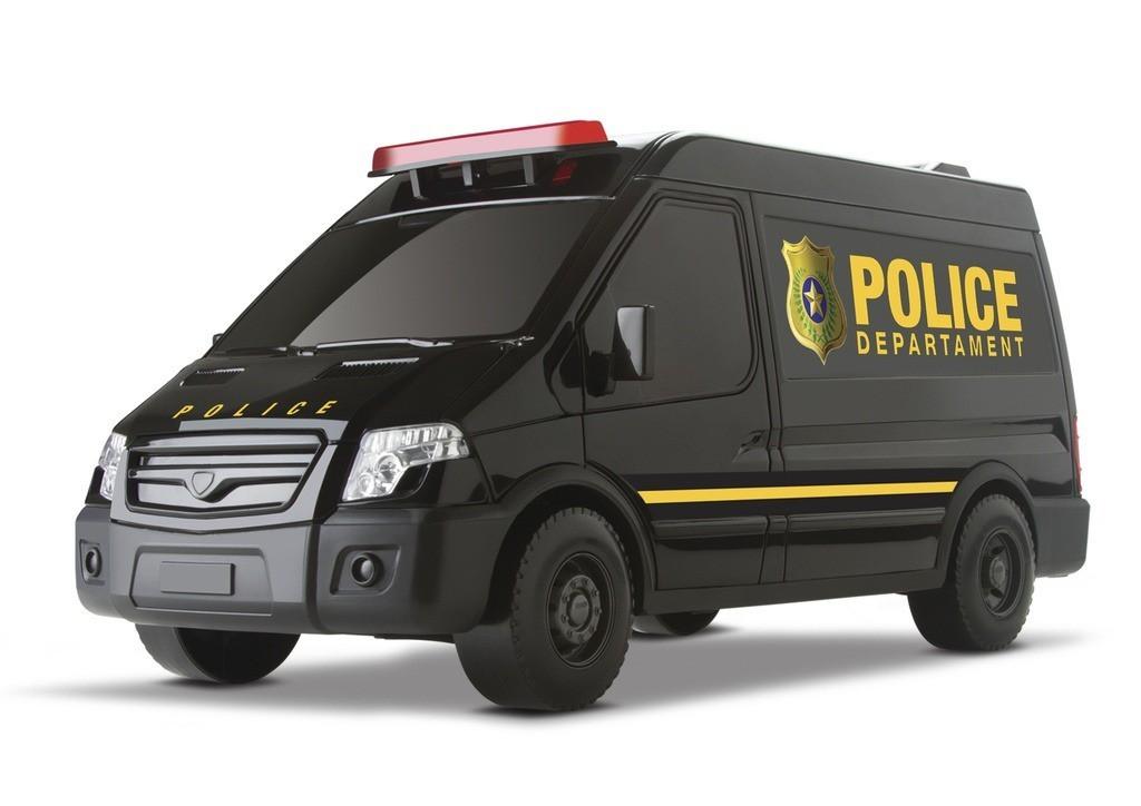 Carrinho Supervan Police Roma Jensen