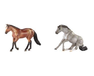 Cavalos Stablemates Horse Set Breyer