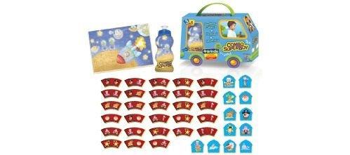 Combo Super Boy Brinquedo educativo de Madeira