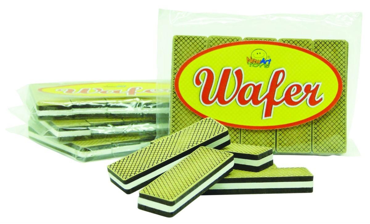 Comidinha de Madeira Coleção Comidinhas Wafer Recheado