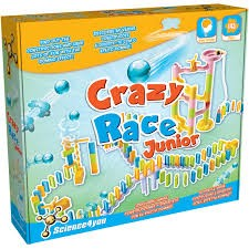 Crazy Race Junior Robótica Science 4 You