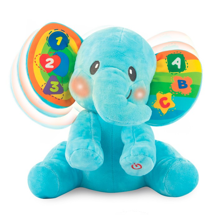 Elefante Dance Comigo WinFun Infant & Toddler