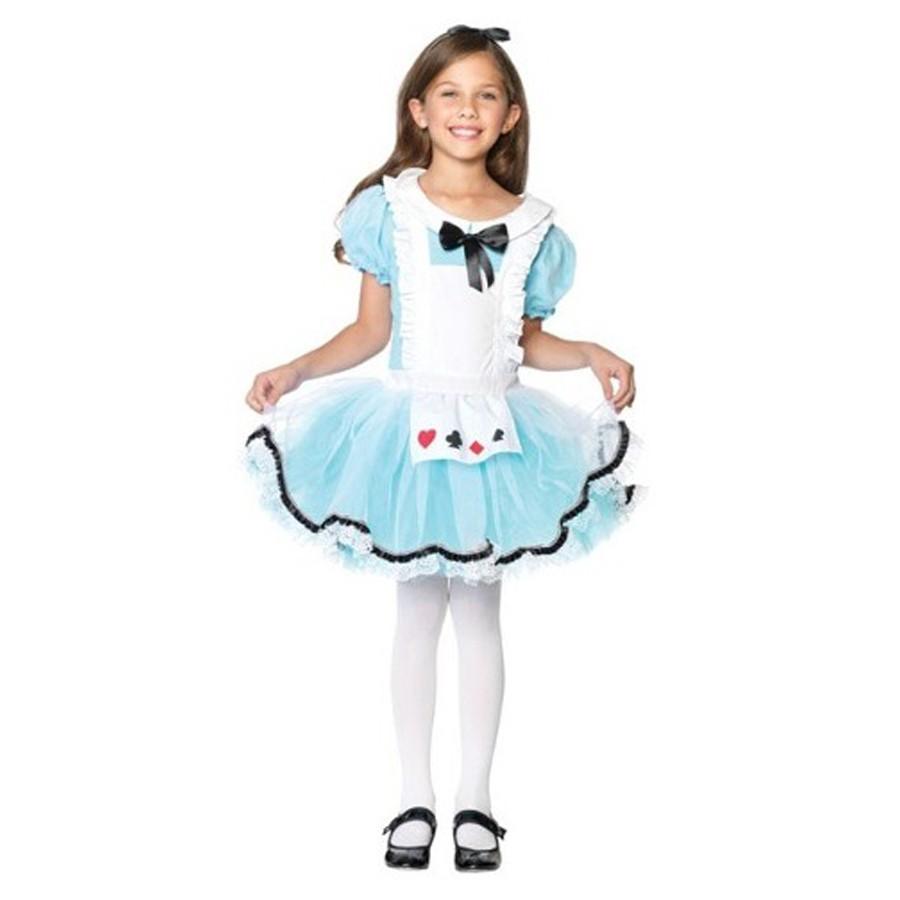 Fantasia Adorable Alice - (P) 2 a 4 anos