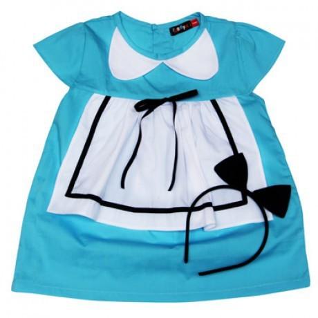 Fantasia Alice Tamanho M 4 anos