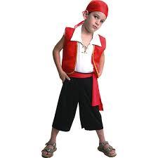 Fantasia Infantil Cigano Tamanho M de 6 a 8 anos