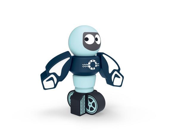 Formagnéticos Bluebot