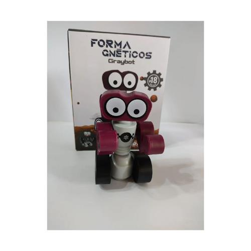 Formagnéticos Greybot