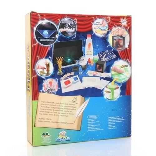 Hora da Ciência Primeiro Kit Mágica Brinquedo Científico