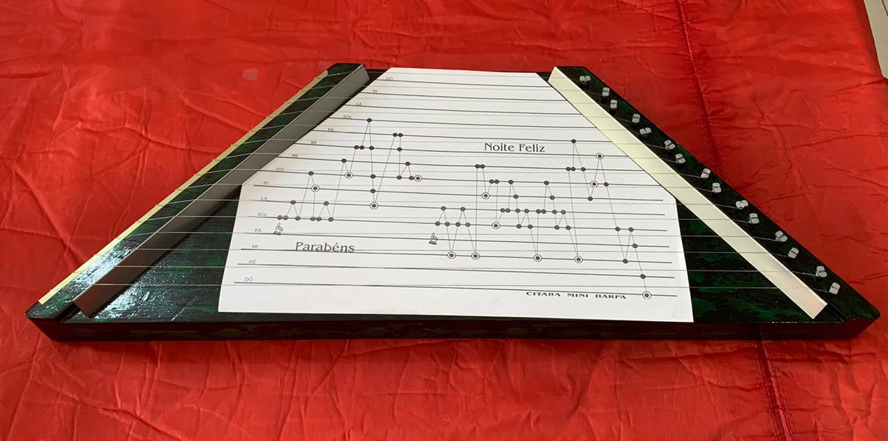 Instrumento Musical Infantil Citara