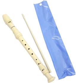 Instrumento Musical Infantil Flauta Doce Germânica em ABS