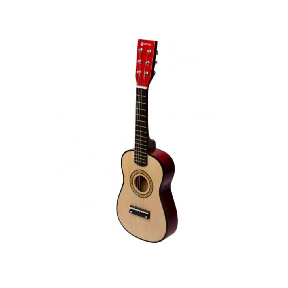 Instrumento Musical Infantil Mini Violão com Afinação