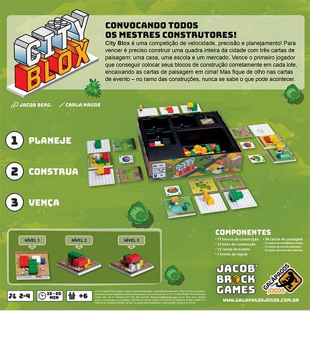 Jogo City Blox Galapagos