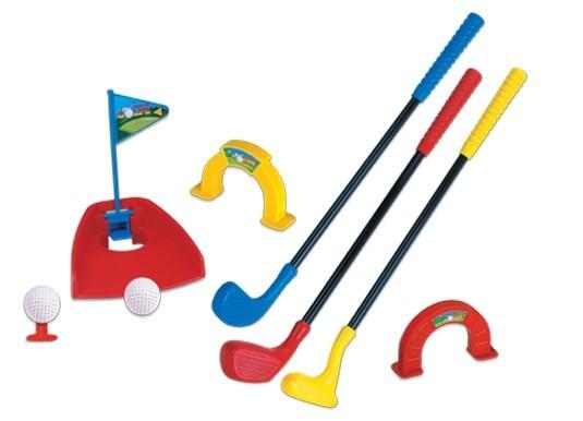 Jogo de Golfe com sacola Braskit