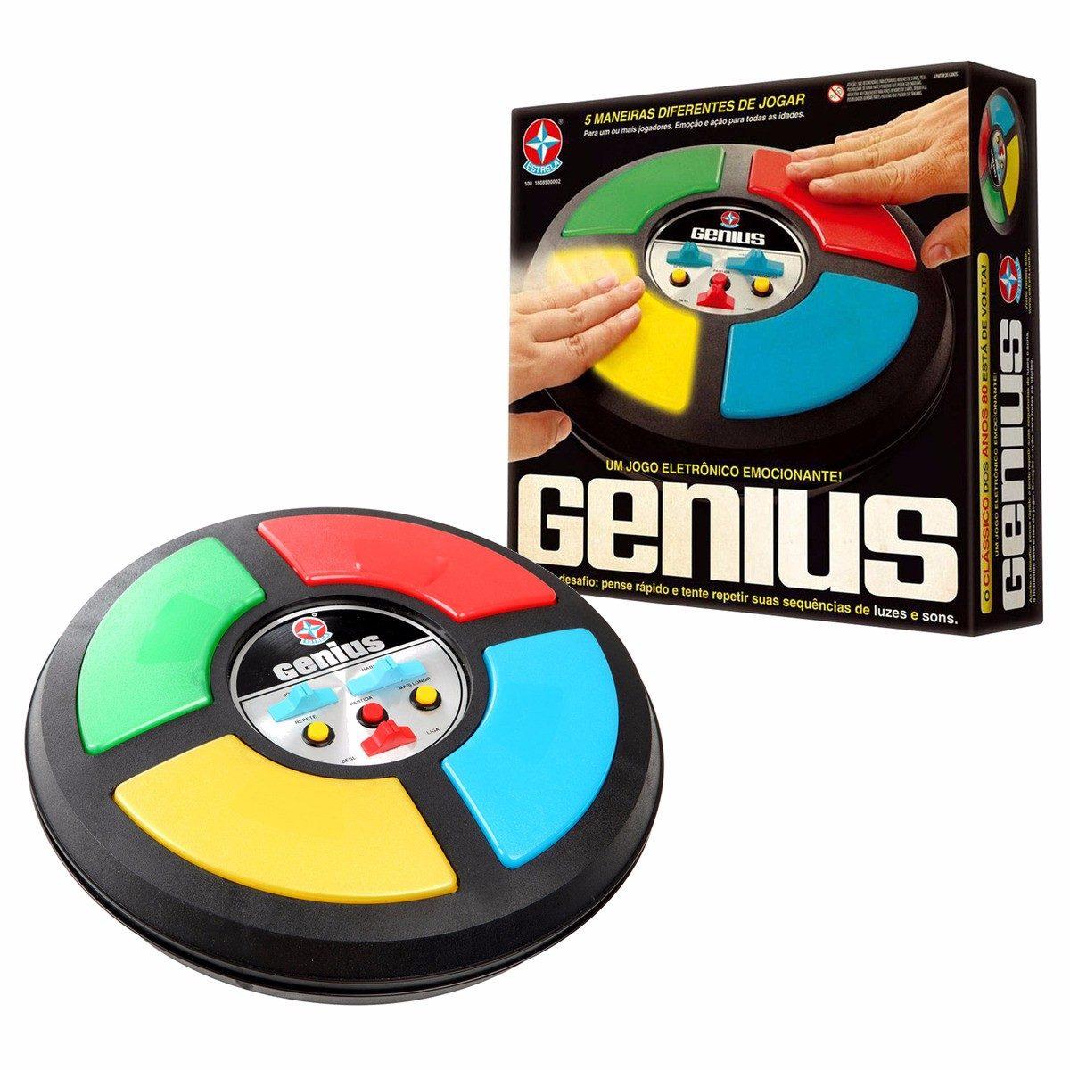 Jogo Genius Estrela