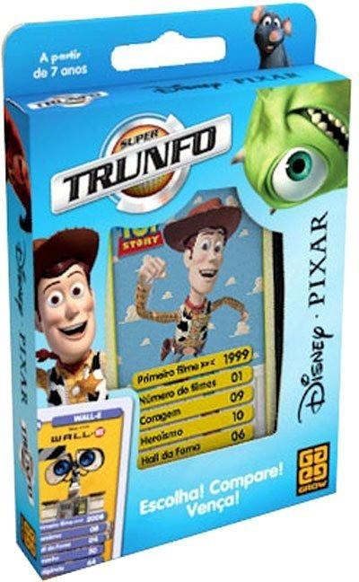 Jogo Trunfo Pixar Grow