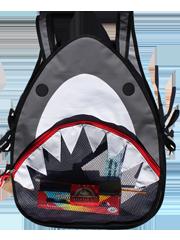 Kit Avental de Pintura Tubarão