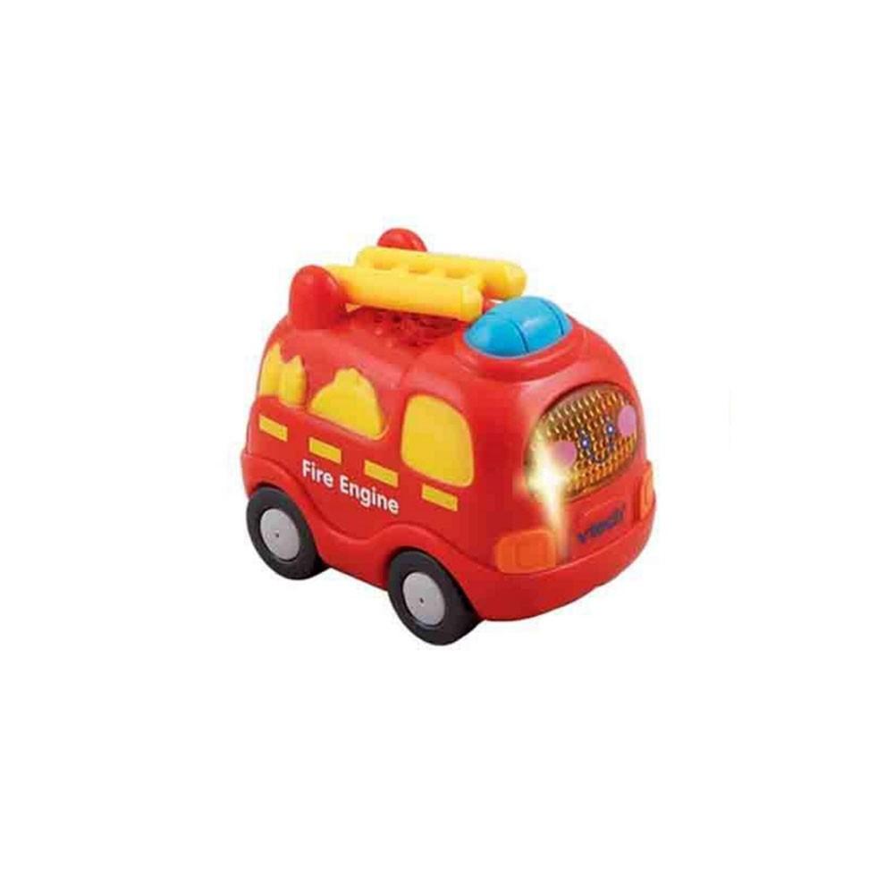 Kit Carrinhos Toot Toot Drivers Viatura de bombeiro