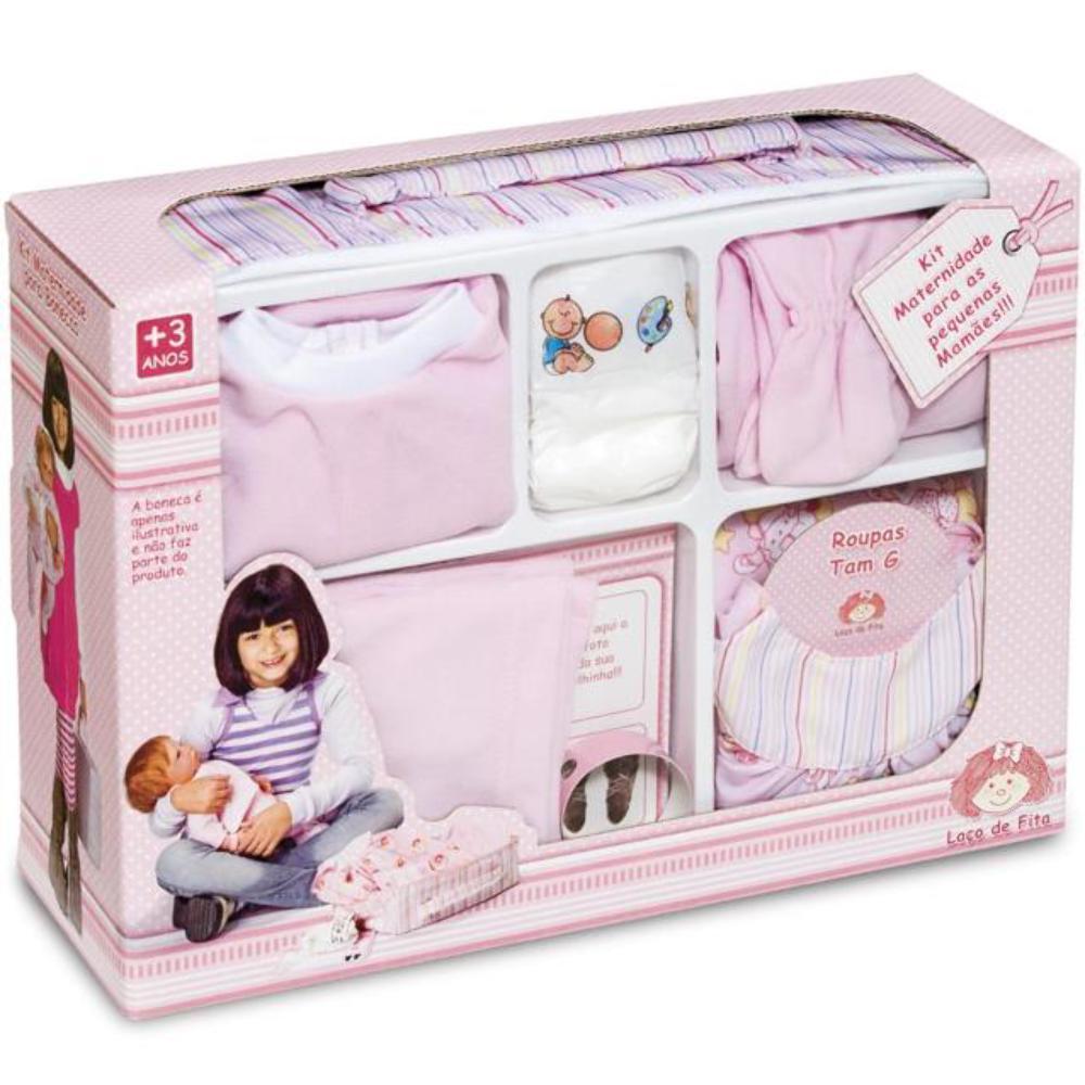 Kit Maternidade para Bonecas Tamanho M