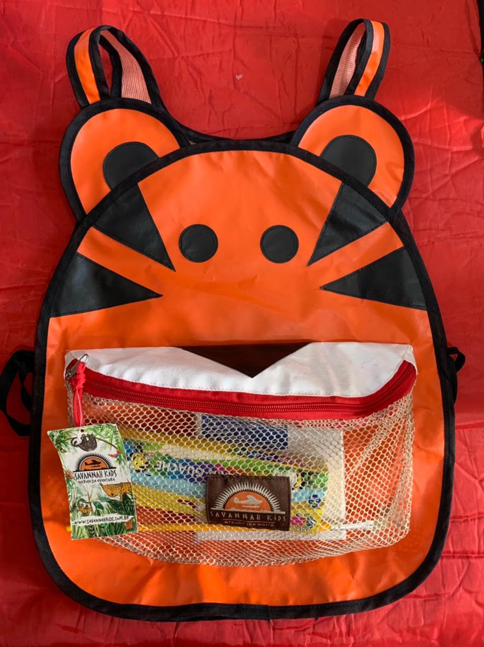 Kit Pintura Tigre