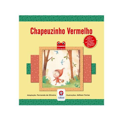 Livro Chapeuzinho Vermelho Estrela