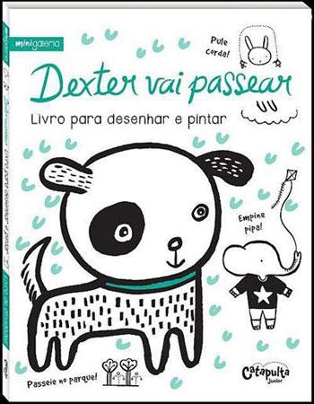 Livro de Atividades Dexter Vai Passear