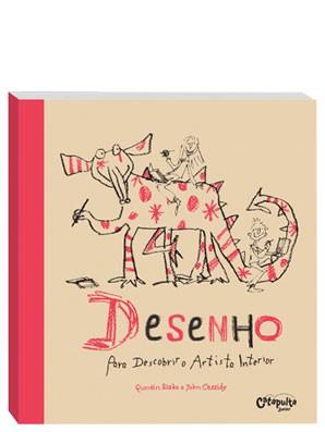 Livro de Desenho Para Descobrir o Artista Interior