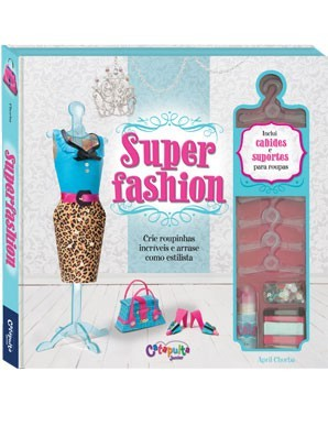 Livro de Moda Super Fashion