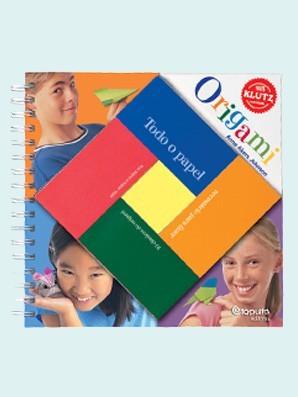 Livro de Origami Catapulta