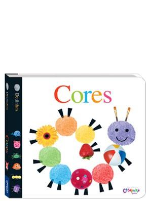 Livro Dedinhos Cores