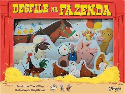 Livro Infantil Desfile na Fazenda