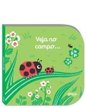 Livro Infantil Veja no Campo