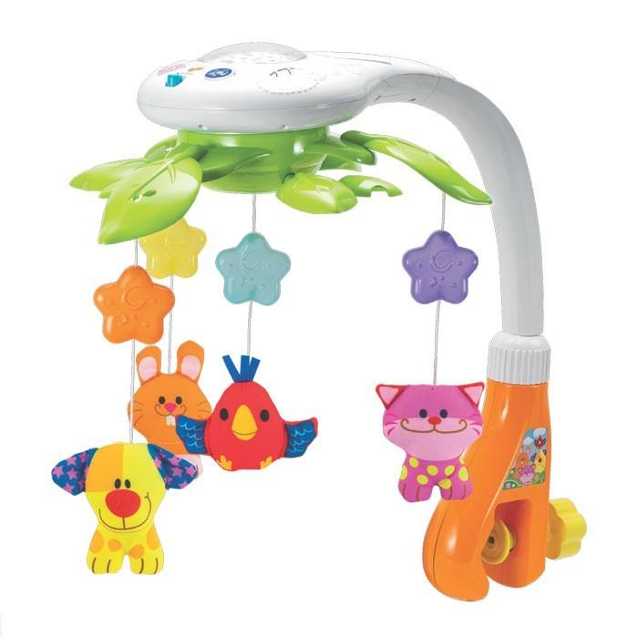 Móbile Amiguinhos de Estimação WinFun Infant & Toddler