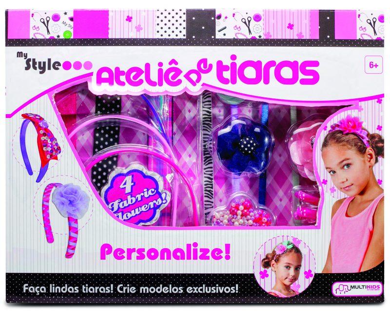 My Style Ateliê de Tiaras Crie lindas Tiaras Personalizadas e Únicas