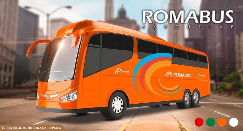 Onibus Roma Bus Executive Roma Jensen