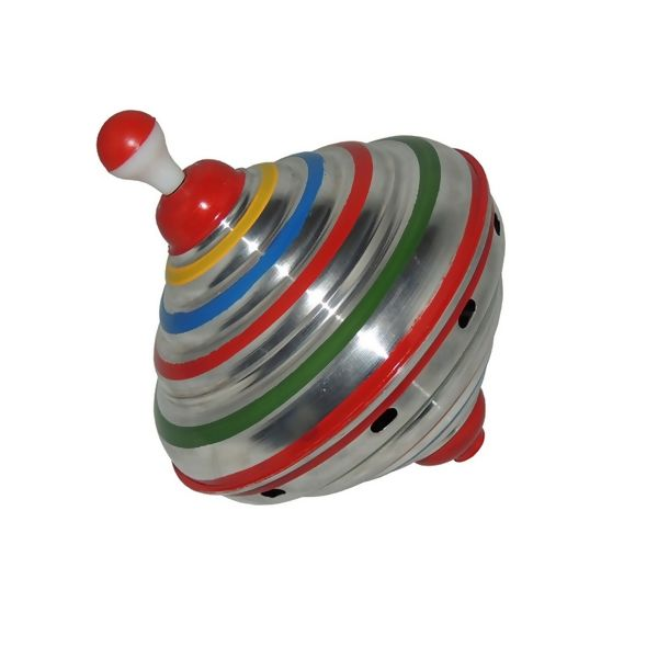 Pião Sonoro P Brinquedo Tradicional