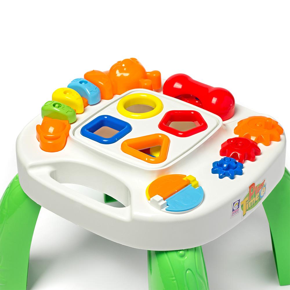 Play Time Mesa Divertida Brinquedo Educativo