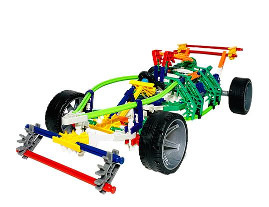 Robotix Racing Car