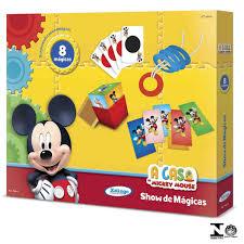 Show de Mágicas Mickey Club House Disney Xalingo