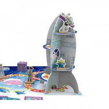 Tabuleiro 3D Aventura Espacial Toy Story