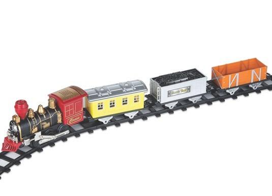 Trem Super Locomotiva Expresso Braskit