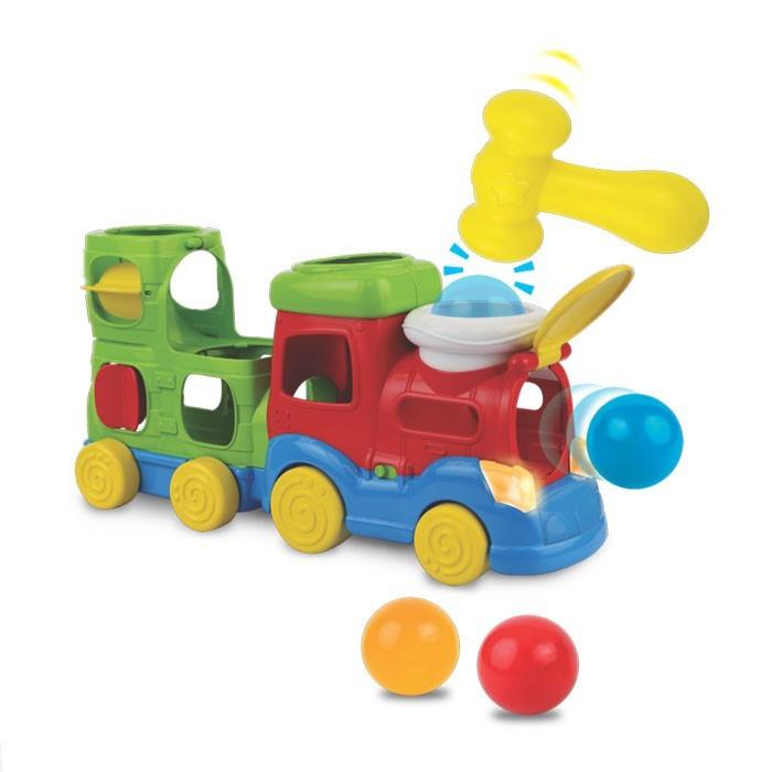 Trenzinho Brincalhão WinFun Infant & Toddler