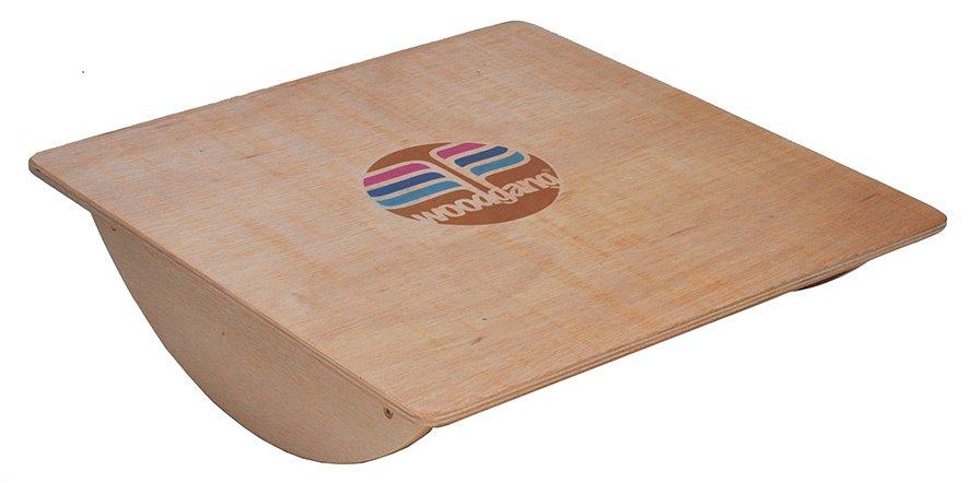 Woodgang Prancha (Gangorra) de Equilíbrio de Madeira