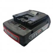 Bateria 18,0V 2,0Ah Li-Ion Bosch GBA 18V