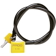 Cadeado Pado Bicicleta E-30 SM Amarelo
