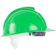 Capacete Plástico 800 Ledan Verde