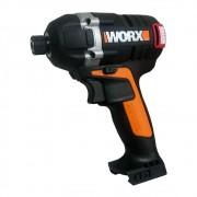 Chave de Impacto sem Bateria Wx292.9 motor s/escova Worx